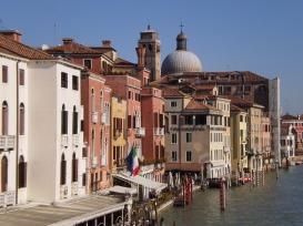Venezia, of course