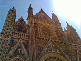 Duomo di Orvieto - la cattedrale di Santa Maria Assunta
