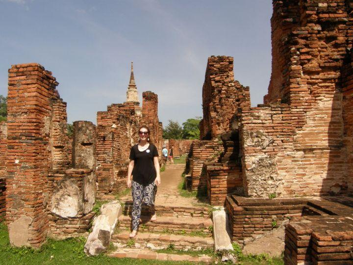 maddie ayutthaya