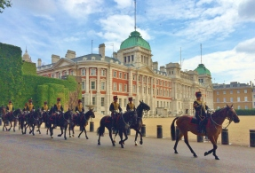 Horse Guards' Parade, London