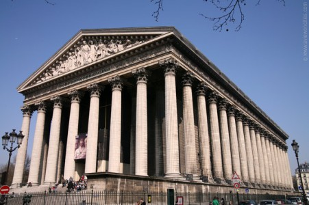 Source: http://www.aviewoncities.com/paris/madeleine.htm