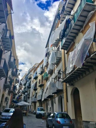 Shabby streets