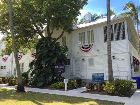 Truman's house