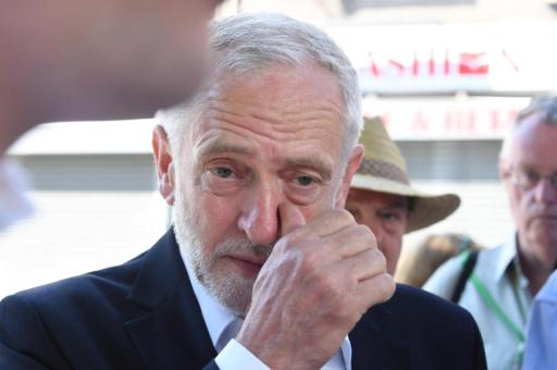 jeremy corbyn crying