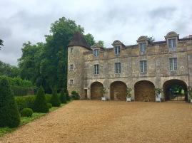 St Jean de Cole chateau, France